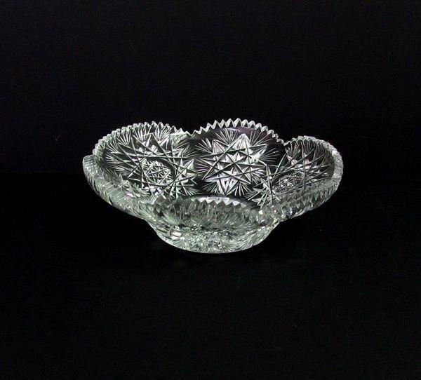 Clear Crystal Bowl