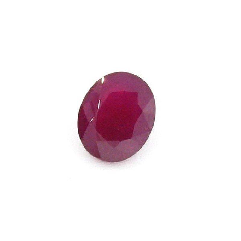 APP: 9.4k 17.05CT Oval Cut Ruby Gemstone