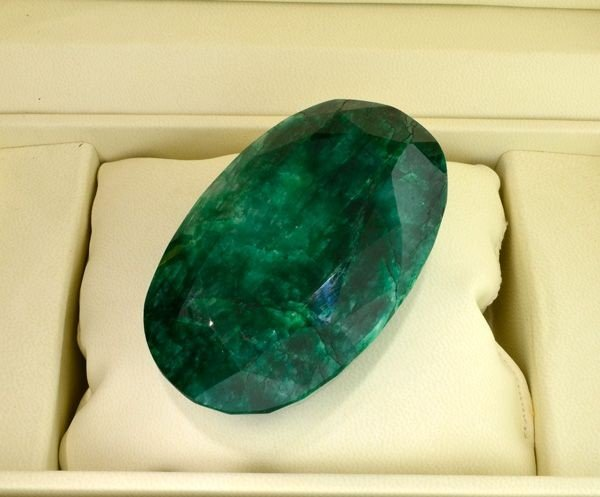 APP: 36.7k 917.55CT Emerald Gemstone
