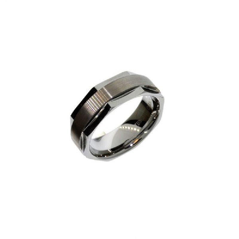 Rare Exquisite Tungsten Size 10.5 Ring