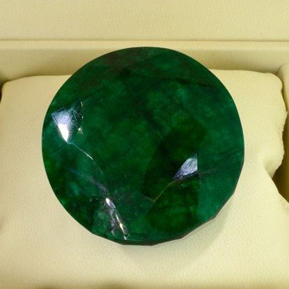 APP: 36.7k 917.45CT Emerald Gemstone