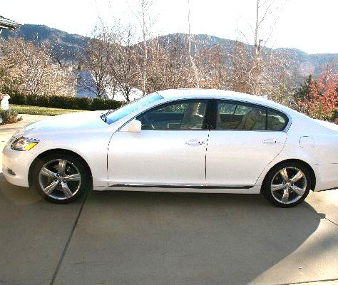 2007 Lexus GS 350 - PICK UP ONLY