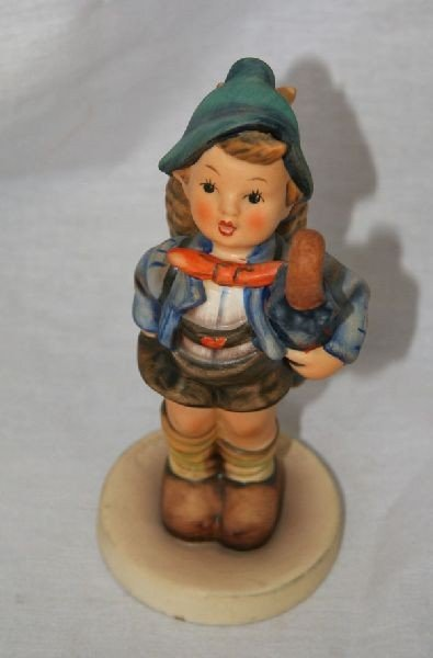 Hummel Collectible Figurine-German Girl