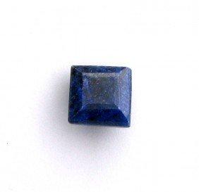 APP: 2k 18.85CT Square Blue Sapphire Gemstone