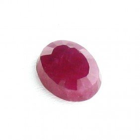 APP: 8k 10.05CT Oval Cut Ruby Gemstone