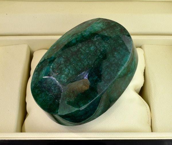 APP: 82k 2,343.10CT Emerald Gemstone