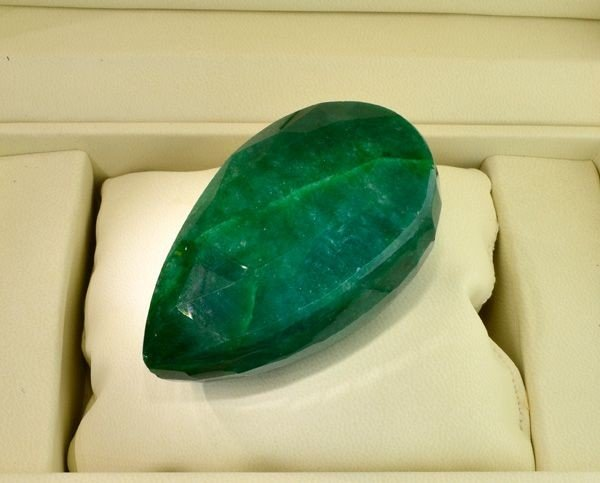 APP: 58.5k 929.10CT Emerald Gemstone