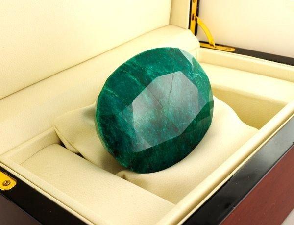 APP: 43.4k 1,083.90CT Emerald Gemstone