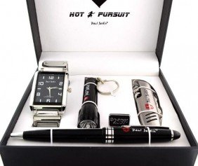 Paul Jardin (Hot Pursuit) Men's Accessory Set