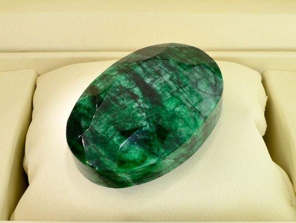 APP: 34.4k 636.90CT Emerald Gemstone