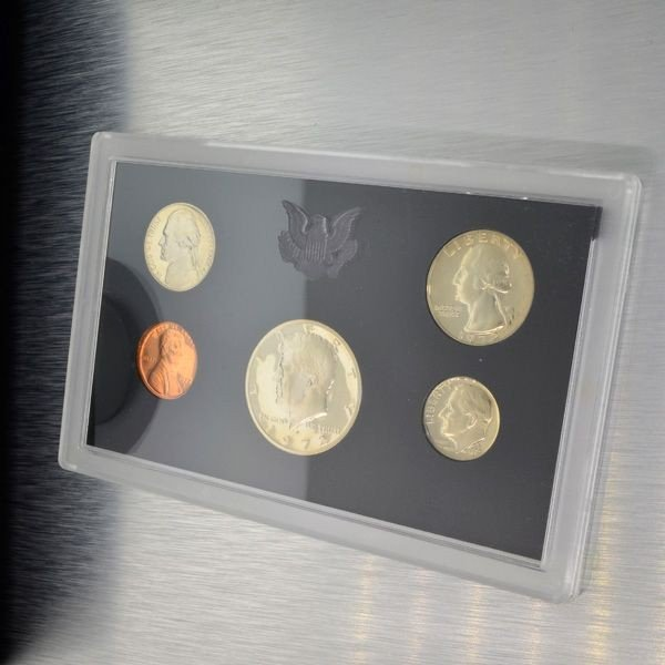 1972 United States Proof Set Coin - Investment