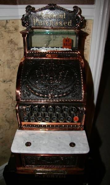 Antique Candy Store Cash Register