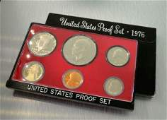1976 United States Proof Set Coin  Investment