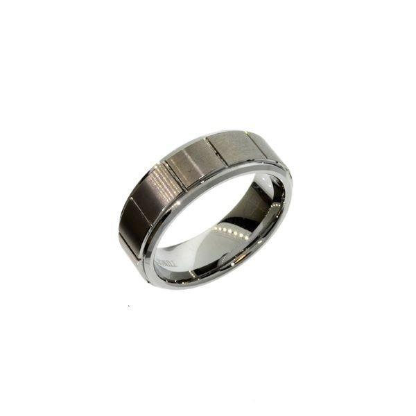Rare Exquisite Tungsten Size 10.5 Ring