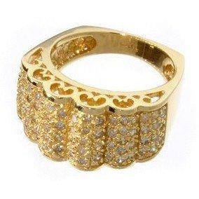 APP: 5.6k 14 kt. Gold, 0.80CT Diamond Ring