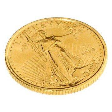 1998 $5 U.S. 1/10 oz. Gold American Eagle Coin