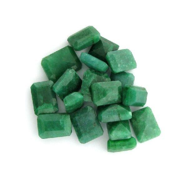 APP: 13.8k 100.73CT Emerald Cut Emerald Parcel