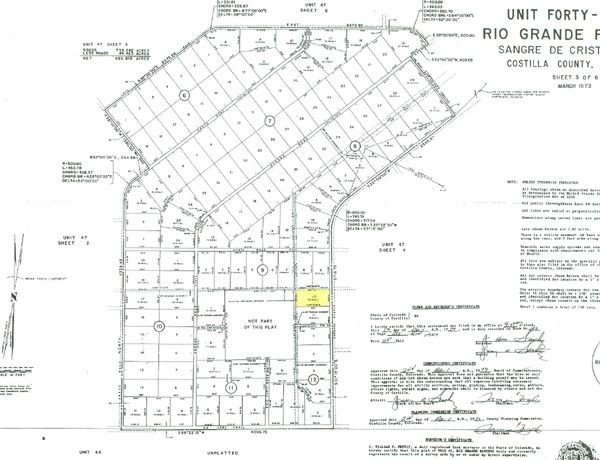 GOV: CO LAND, 5 AC. $12,914@$149/mo - EASY PAYMENTS! - 2