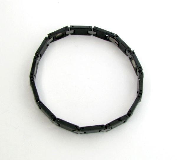 Rare Exquisite Tungsten Magnetized Bracelet