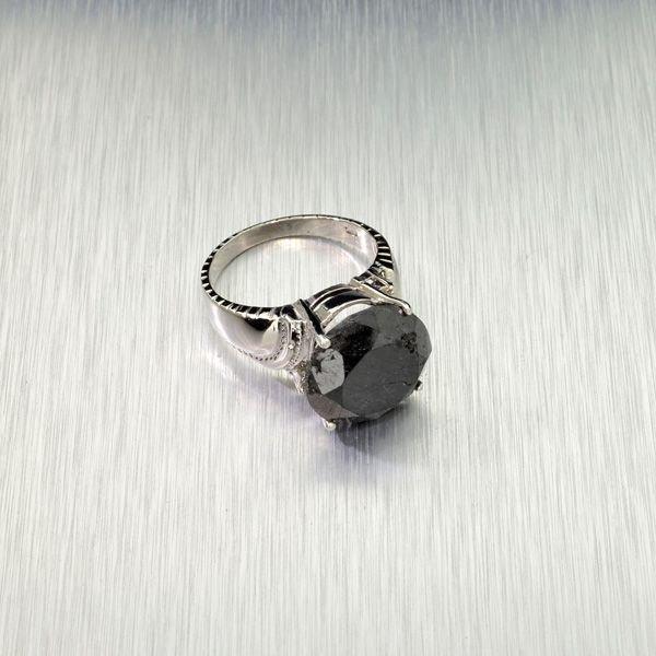 APP: 19k 14kt White Gold, 11k Diamond Ring
