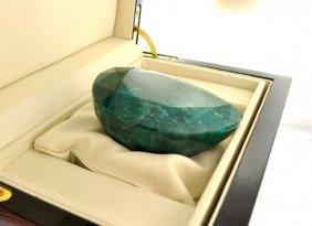 APP: 73.1k 1,354.45CT Emerald Gemstone