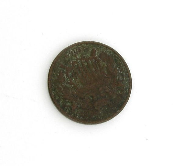 1869 U.S. 2 Cent Coin - Investment