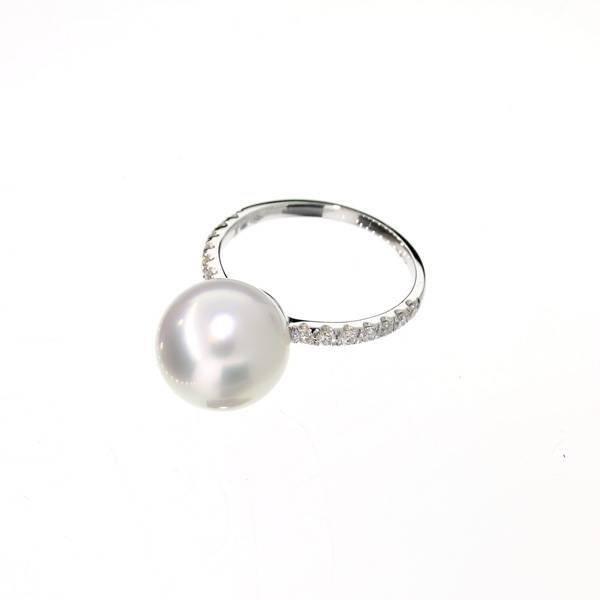 APP: 6k 18kt White Gold, 11CTDiamond Ring