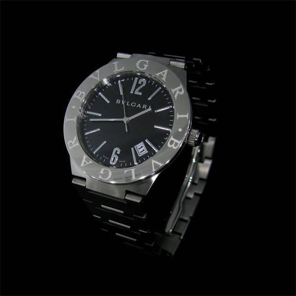 Bvlgari Fabrique En Swiss Stainless Steel Watch