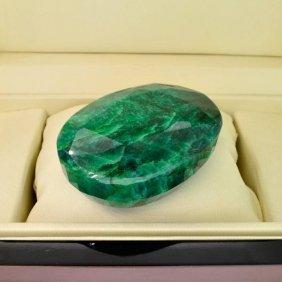 APP: 57.7k 1,069.40CT Emerald Gemstone