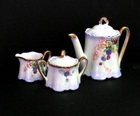 Mulberry Tea Set 3 Pc.