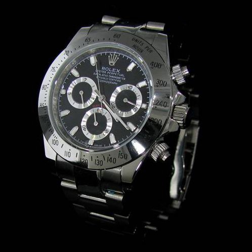 Stainless Steel Rolex Oyster Perpetual Daytona 92 Watch
