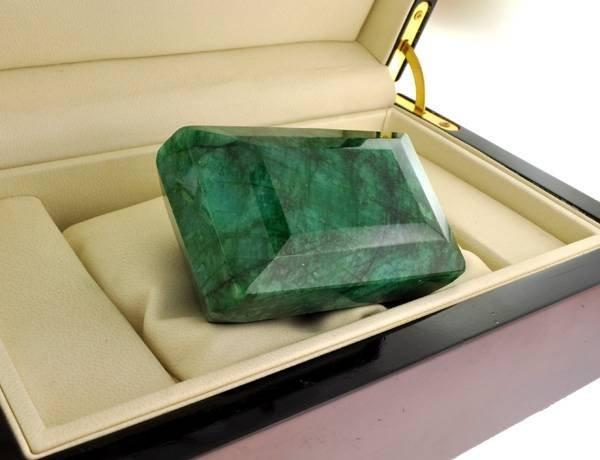 APP: 138.1k 1,315.20CT Emerald Gemstone