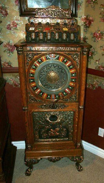 Caille Upright Slot Machine