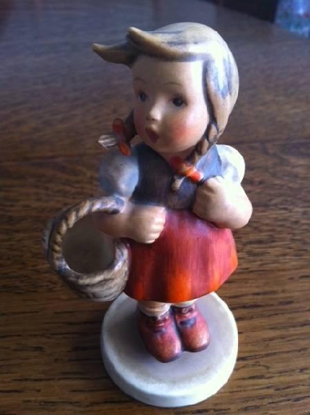 Hummel Collectible Figurine-Girl w/Basket