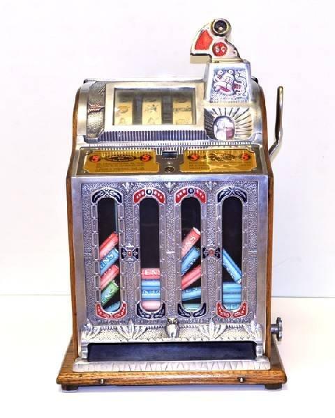 5 Cent Mint Vendor Slot Machine