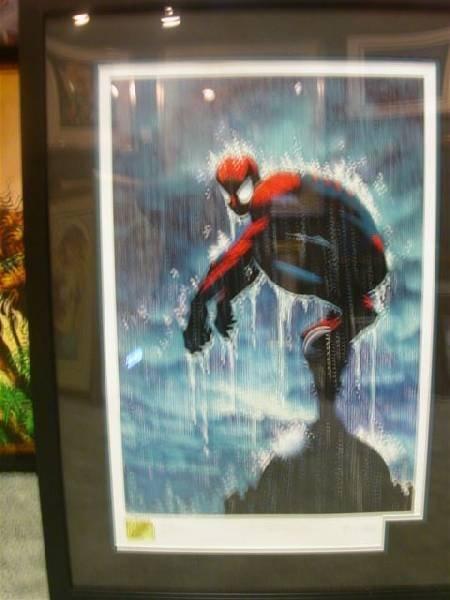 Spiderman - Marvel Collection - John Romitasr