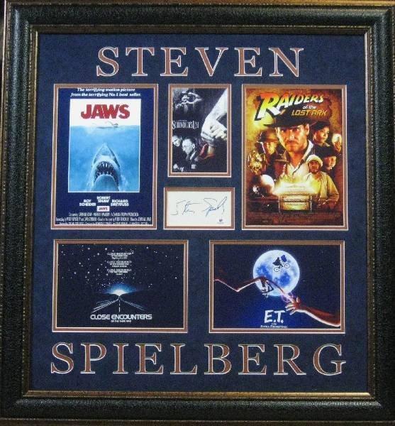 Steven Spielberg - Authentic Signature