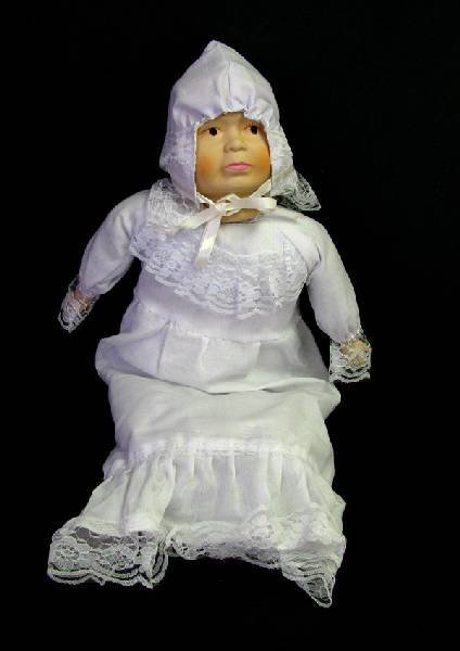 24in. Tall Three Faced Doll