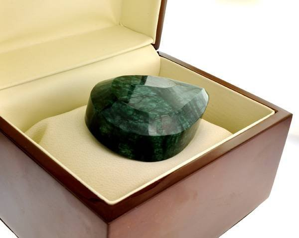 APP: 34k 629.70CT Emerald Gemstone - 2