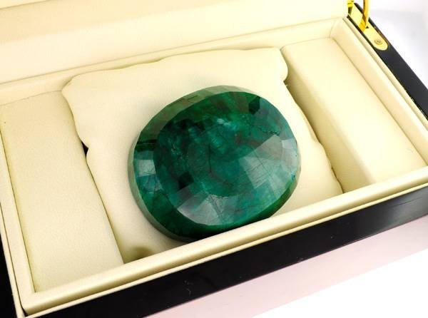 APP: 43.2k 1,236.00CT Emerald Gemstone - 2