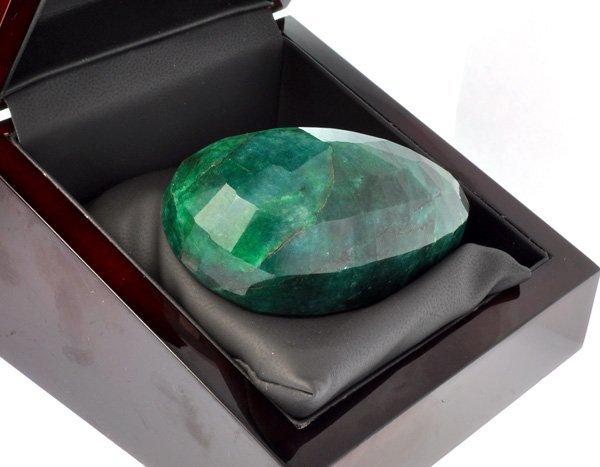 APP: 47.9k 886.90CT Emerald Gemstone - 2