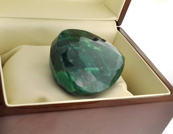 APP: 46.7k 697.75CT Emerald Gemstone