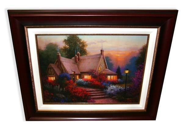Sergon-Hand Signed Museum Framed Giclee Print-Ltd Edn