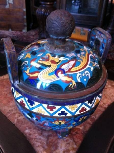 Asian Decorative Poisonne Sensor