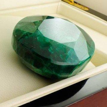 APP: 47.1k 573.80CT Emerald Gemstone