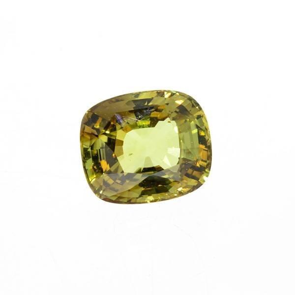 Alexandrite 15CT Cushion Brilliant Gemstone