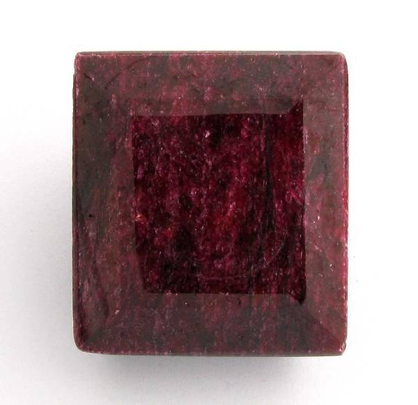 APP: 13.6k 523.05CT Square Cut Ruby Gemstone