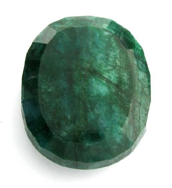 APP: 46.7k 696.85CT Oval Cut Emerald Gemstone