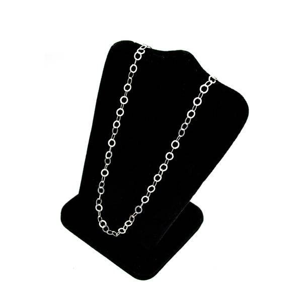 """16"""" Sterling Silver Chain Necklace"""