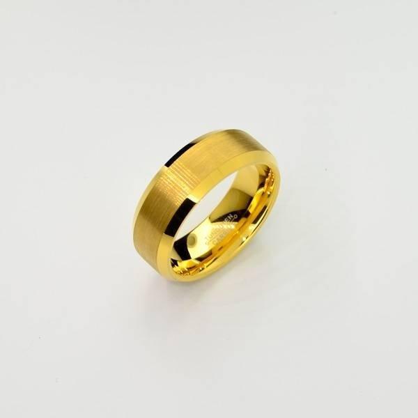 Rare Exquisite Tungsten Size 11 Ring